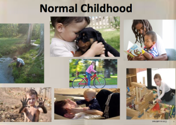 Old Normal Childhood